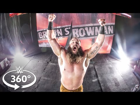 Watch Superstar entrances at WWE Live in Dortmund in 360 degrees