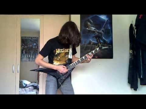 Megadeth - Mechanix Instrumental Jam [RR3, Vypyr75]