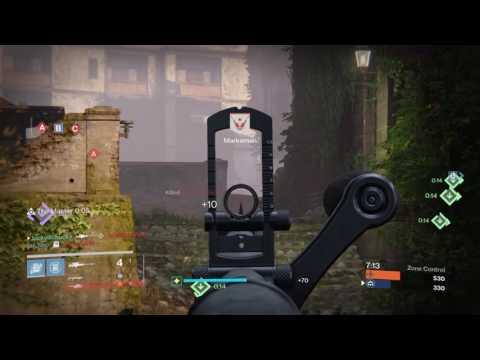 Marine sniper titan