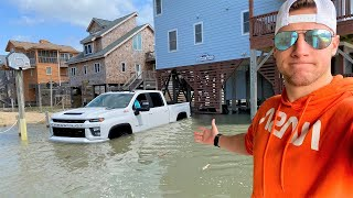 Bringing My Lamborghini to the Outer Banks Was a Terrible Idea... *MAJOR FLOODING*