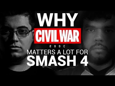 Why Civil War Matters A Lot For Smash 4 - ZeRo