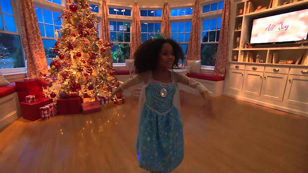 Disney S Frozen Elsa Light Up Musical Dress With Sandra