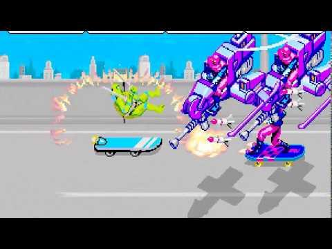 teenage mutant ninja turtles 1 finished arcade gaming