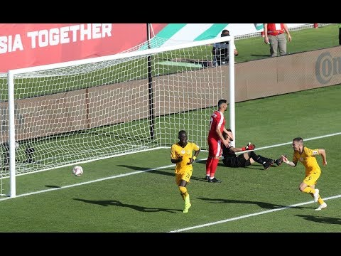 Highlights: Palestine 0-3 Australia (AFC Asian Cup UAE 2019: Group Stage)