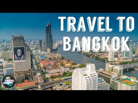 Traveling To Bangkok Thailand 2018 | Boston To Bangkok