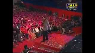Gippy Grewal Insulted by Master Saleem in PTC Punjabi Film Award 2012