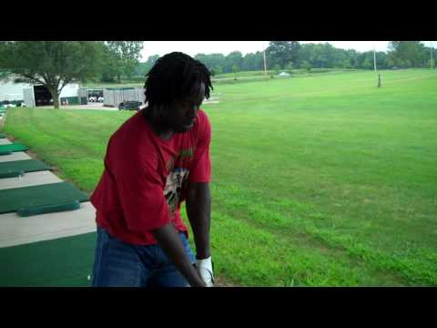 StandUndaMe Ent & Deion Branch Playing Golf