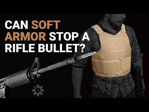can-soft-armor-stop-a-rifle-bullet?