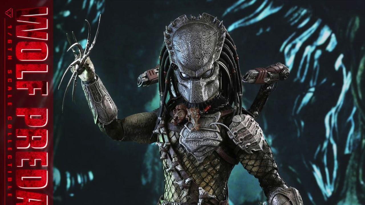 Aliens Vs Predator Requiem Hot Toys Wolf Predator 1 6 Scale Movie