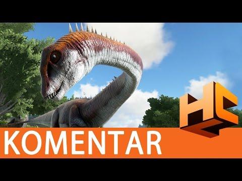 NAJČUDNIJI DINOSAUR U IGRI (ARK: Survival Evolved) - Život s dinosaurima #37 | HCL