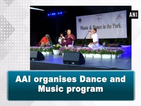 AAI Organises Dance And Music Program - ANI News