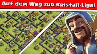 Clash of Clans | Auf dem weg zur Kristall-Liga | Reazor [Deutsch/German|HD]