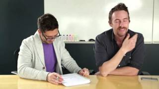 """Poster Ideas"" Outtakes (Jake and Amir Outtakes)"