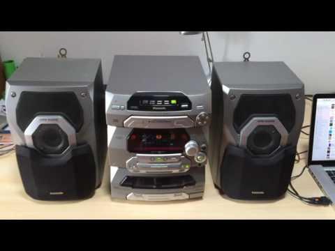 Panasonic Sa Ak27 Stereo Hifi In Vendita Ebay