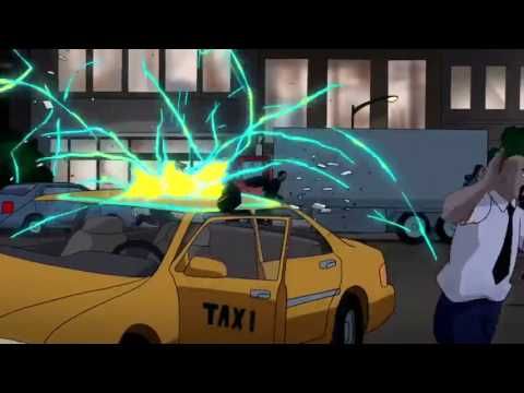 The Spectacular Spider-man Spider-man vs Electro Part 2
