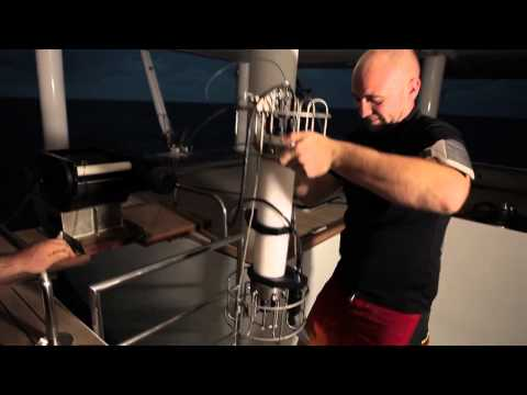 PlanetSolar from St-Marteen to Miami - DeepWater expedition