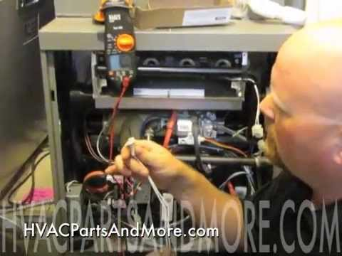 lennox furnace ignitor. diy - how to change a hot surface ignitor on lennox g71 furnace youtube