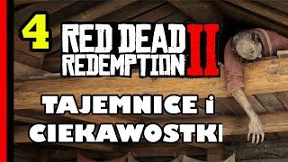 Red Dead Redemption 2 - Tajemnice i Ciekawostki 4