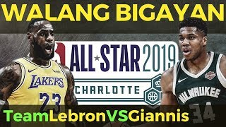 KOPONANG LEBRON vs GIANNIS: Kaninong All Star Team ang Mananaig