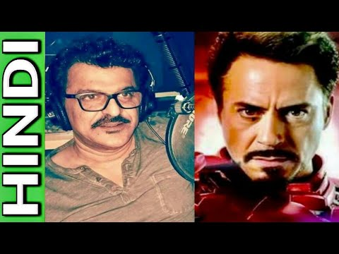 Avengers : Infinity War Hindi Dubbing Artists | Explained In Hindi