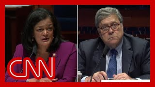 Lawmaker to Barr: I'm starting to lose my temper