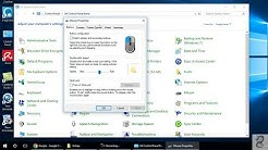 How to Display or Hide Mouse Pointer Cursor Trails in Windows 10