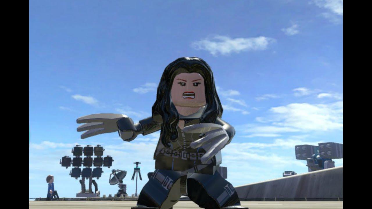 lego marvel superheroes x23 custom character youtube
