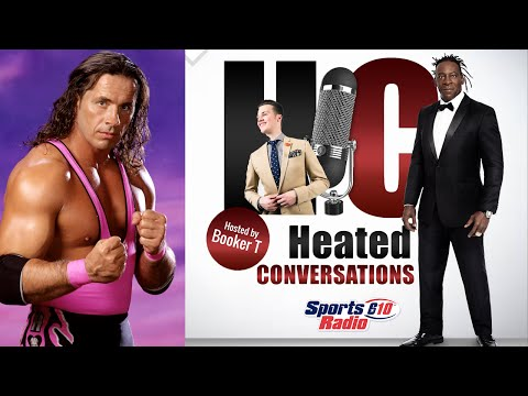 Bret Hart on Seth Rollins, Bill Goldberg, John Cena & Andre the Giant