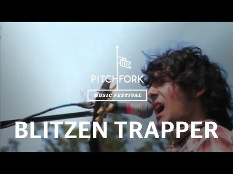 Blitzen Trapper - Wild Mountain Nation - Pitchfork Music Festival 2009