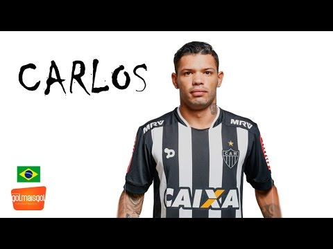 Carlos Alberto Carvalho da Silva Junior - Atacante - www.golmaisgol.com.br