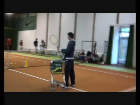 Ein Regentag im Tennis-Club SCC Berlin