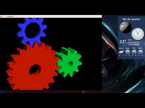 Como Aumentar Performance Do Ubuntu - Driver OpenSource E Mesa - OpenGL 4.5