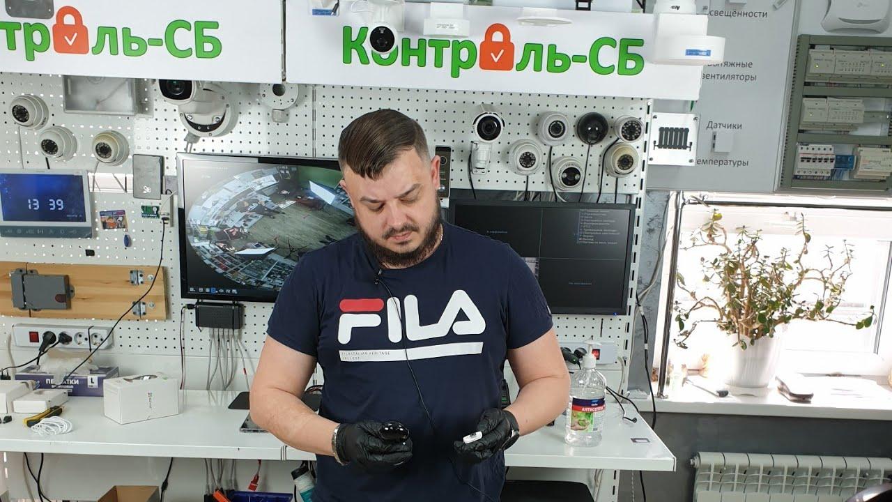 Установка онлайн Wifi камеры Ezviz в Sorento Prime. Видеонаблюдение своими руками.