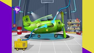 Kids Car Wash Service Auto Workshop Garage By Best Incredible Gaming Factory