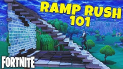 How To Ramp Rush 101 | Fortnite 3 Layer Guide