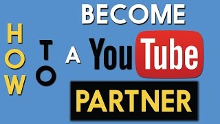 Video How to Become a Youtube Partner download MP3, 3GP, MP4, WEBM, AVI, FLV Mei 2018
