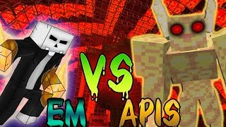 EL MATADOR VS APIS | RETOS MINECRAFT #6 | EL RETO MAS EPICO :D