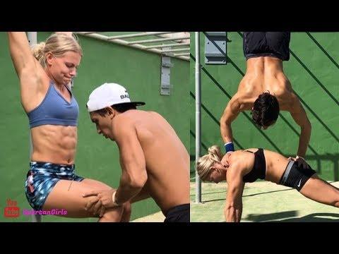 Best Fitness Couple Motivation 2018 - Couple Workout