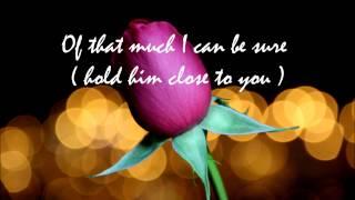 Tell Him duet Celine Dion & Barbra Streisand with Lyrics
