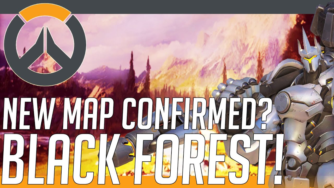 Overwatch New Map Black Forest Confirmed Hammeh YouTube - Germany map black forest