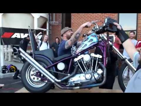 Song of the Open Road: RVA Motorcycle Culture