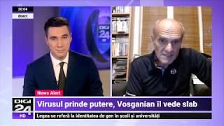 """CTP, despre Varujan Vosganian: E purtătorul de vorbe al """"triumviralului"""" Ciolacu - Ponta - Tăriceanu"""