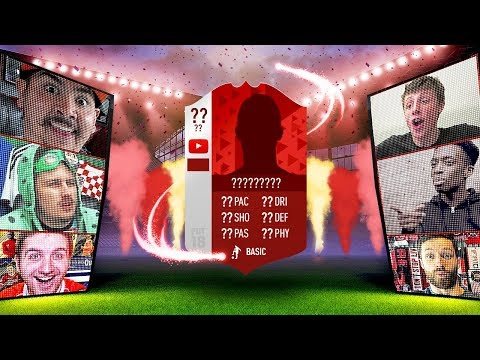 THE BIGGEST FIFA 18 YOUTUBER PACK OPENING ft W2S, CASTRO, SPENCER FC & MORE!