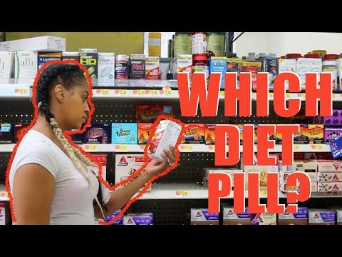 WHICH DIET PILL TO GET? @iamchinarenee