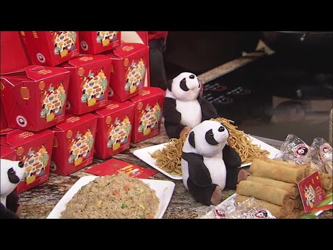 Panda Express Celebrates Chinese New Year