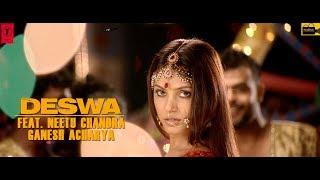 Saiyyan Mile Ladkaiyan - सइया मिले लडकईया - Deswa Film Video Song | Neetu Chandra & Nitin Chandra
