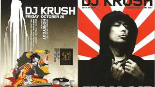 DJ Krush - Trihedron Ft. Opus (Stray Mix)