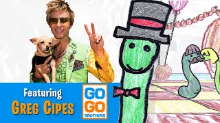 "The Go Go Brothers S1 (Ep 13) ""Boris"" feat. Greg Cipes"