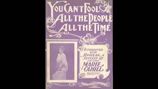You Can't Fool All the People All the Time (1903)