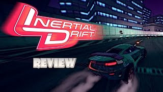 Inertial Drift (Switch) Review (Video Game Video Review)